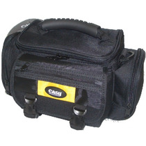 Bolsa Fotografica Case 8103 P Câmera Gopro Dslr Canon Nikon