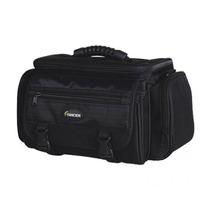 Bolsa Grande Câmera Fotográfica Dslr Canon Nikon Sony Case
