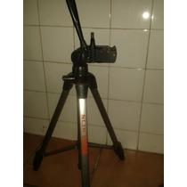 Tripe Para Maquina Fotografica Profisional U8000 Slik
