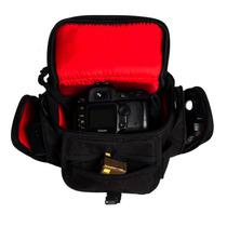Case Capa Bolsa P/ Nikon Linha Coopix P600 P610 P900 P