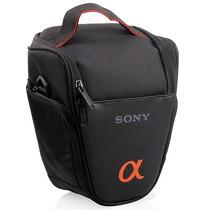 Bolsa Case Câmera Sony Alpha Hx300 Hx400 H300 H400 A37 Dslr