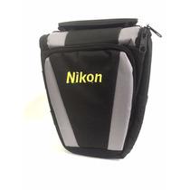 Bolsa Case Camera Nikon D3300 D5300 D7100 P530 P600 L820 D90