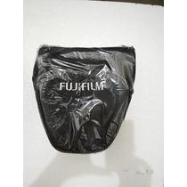 Bolsa Case Triangular Para Slr Fuji Semi-profissional
