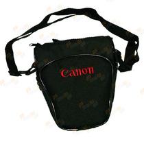 Case Bolsa Canon Sx50 Sx510 Sx600 T5i T4i T3i 1dx 60d 7d 6d