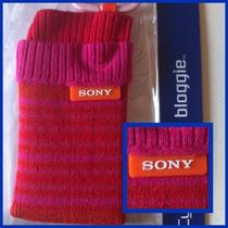 Bolsa Case Capa: Câmera Digital Celular - Sony Cybershot