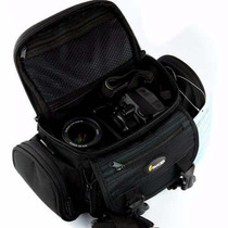 2 Uni Bolsa Fotografica Case 8103 Cam Gopro Dslr Canon Nikon
