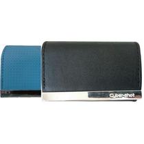 Capa Carteira Para Sony Cybershot Dsc T700/t77 - Azul