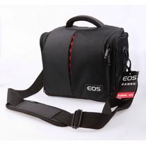 Bag Case Para Cânon, Nikon Dslr Rebel T3i T1i T2i Xsi Eos 11