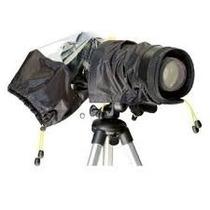 Capa De Chuva P/ Camera Digital Canon Nikon Sony Kata E-704