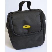 Bolsa Bag Low Cost P/ Fotografo Camera Dslr Nikon Sony Canon