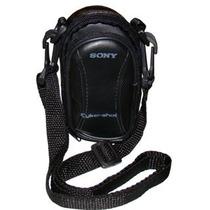 Bolsa Case P/ Camera Digital Sony Dsc-w320 W300 W180 W120