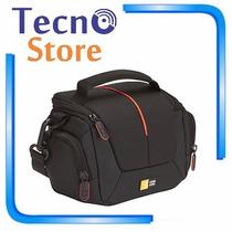 Bolsa Case Logic Dcb-305 Impermeável Para Câmera Filmadora