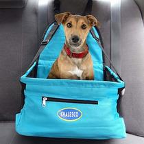 Assento Cadeira Auto Pet Para Cães E Gatos Transporte