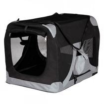 Caixa De Transporte/casinha Desmontável P/ Cães Mini & Gatos
