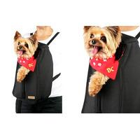 Bolsa Canguru De Transporte Colinho Para Cães - Tamanho G