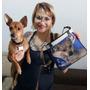 Bolsa Cachorro Gato Pet Feminina Personalizada