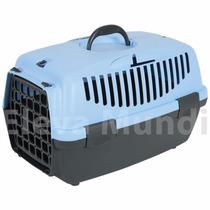 Caixa Transporte N1 Pet Cachorro Gato Cão Cães Pequeno Porte