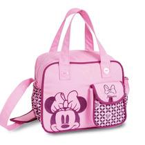 Baby Bag C/ Bolso E Trocador Média Minnie Disney - Baby Go