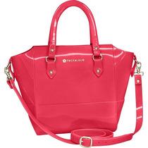 Bolsa Tote Bag Petite Jolie Red Pj 855