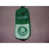 Bolsa Para Chuteira Ou Tênis Com Logotipo Palmeiras