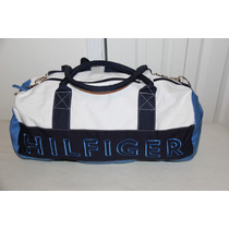 Sacola De Viagem Grande Duffle Bag Tommy Hilfiger