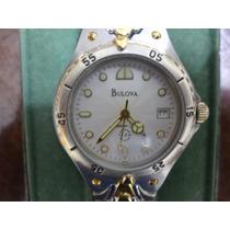 Relógio Bulova - Quartz - Os60