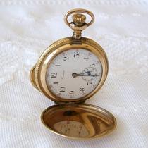Relógio De Bolso Tavannes - 3 Tampas - Colecionador!!