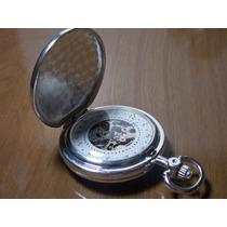 Relógio De Bolso Coleção Mecanismo Corda