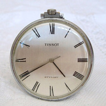 Relógio De Bolso Tissot Stylist - Colecionador!!