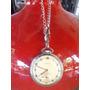 Antigo Relógio De Bolso Cyma Swiss Made