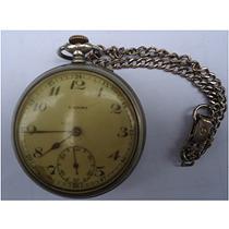 Relógio De Bolso Antigo Marca Enigma No Estado