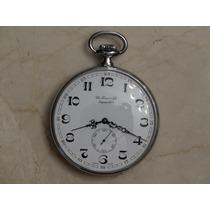 Relógio De Bolso Suíço - Tissot - 17 Jelwes - Duas Tampas