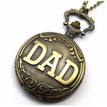 Relógio De Bolso Dad Estilo Santigo,
