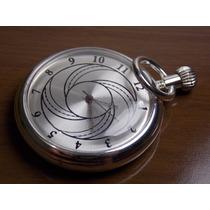 Relógio De Bolso Heritage Coleção Mecanismo Corda