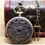 Relógio De Bolso Vintage Estilo Antigo