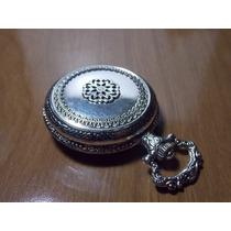 Relógio De Bolso William Shakespeare Coleção Mecanismo Corda
