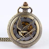 Relógio The Hunger Games (jogos Vorazes) Katniss - Tordo