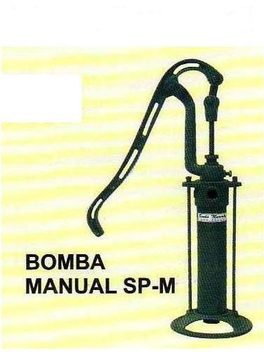Bomba de agua manual at 7 metros r 298 00 no mercadolivre - Bomba manual de agua ...