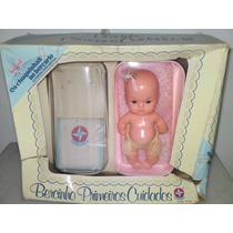 Boneca Chuquinha * Brinquedo Antigo Estrela * Dec.80 Na Cx