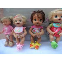 Pantufa Boneca Adora Doll Baby Alive 3 Par Juntos Preço Só