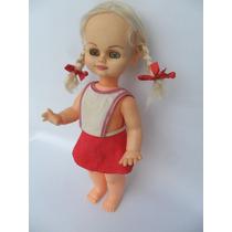 Boneca Atma Chapeuzinho Vermelho Antiga