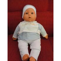 Bebezão Da G R P 45cm - Bebe - Antiga Boneca B78