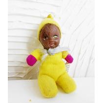 Boneca Fofolete Amarela Estrela #brechodacris