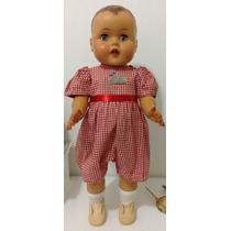 Boneca Antiga Estrela Belinda Bambino Bebe Gorducho Anos 60