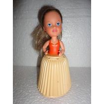 Boneca Cupcake Da Estrela Brinquedo Antigo - Bebezinho B62