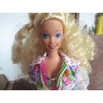 Barbie Que Fala Da Estrela Teen Talk 1992
