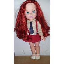 Boneca Ariela - A Pequena Sereia - Disney - Bebê