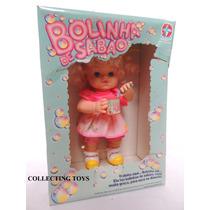 Bebê Bolinha De Sabão - Estrela - Anos 90 - Nova - Sem Uso
