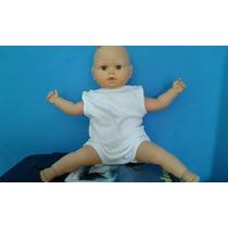 Boneca Estrela Meu Bebê Olhos Castanhos 45 Cm