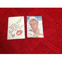 Postal Da Xuxa Anos 80 - Relíquia